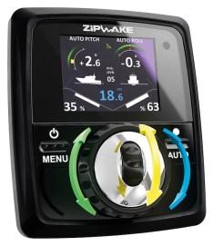 Zipwake barche a motore stabilizzatori