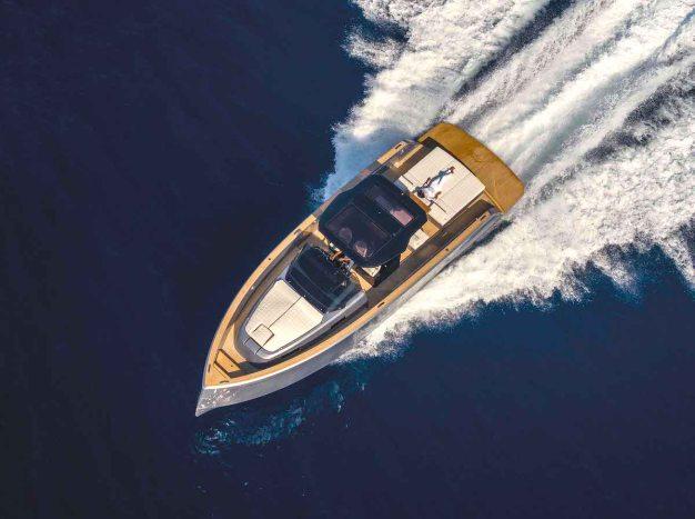 motor boat pardo-43