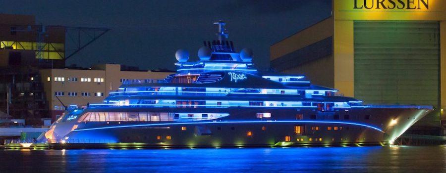 yachting luxury master