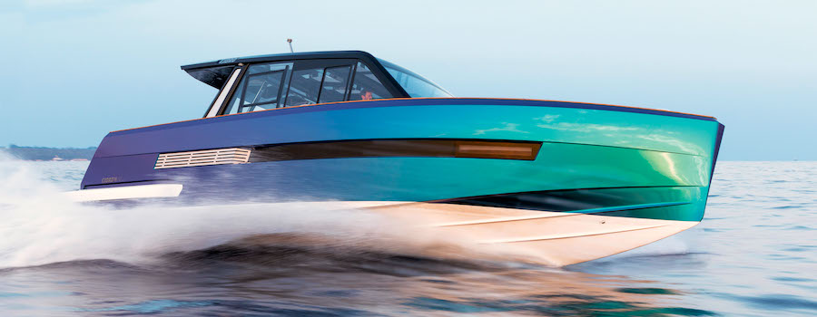 Fjord 44 coupe