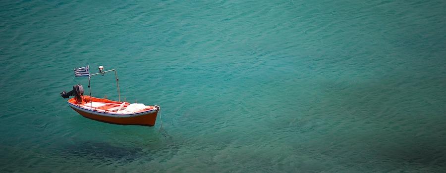 tassa barca grecia