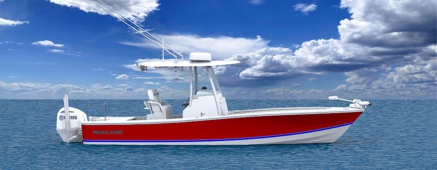 Regulator 26XO barca