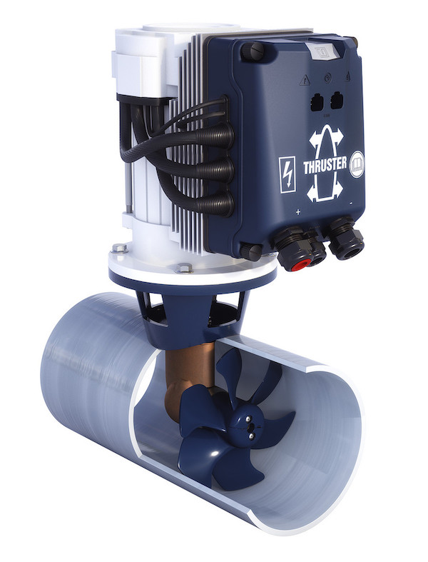 VETUS Maxwell - BOW PRO Boosted thruster