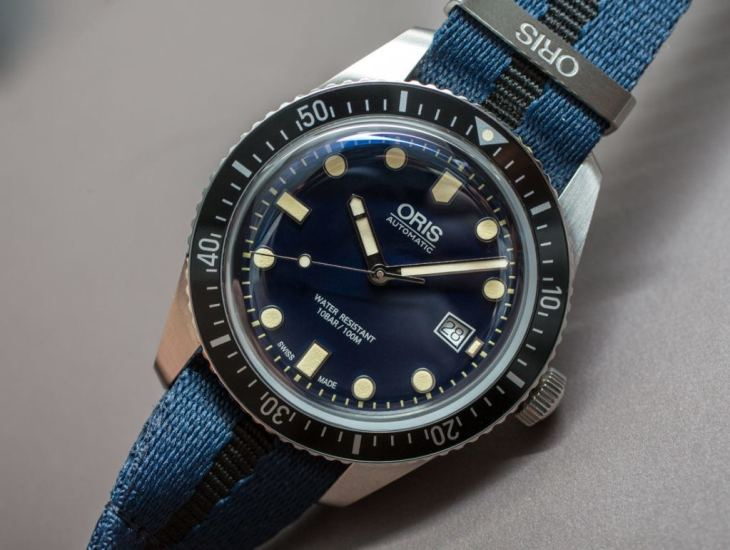 Oris Watch Divers Original e Sixty Five