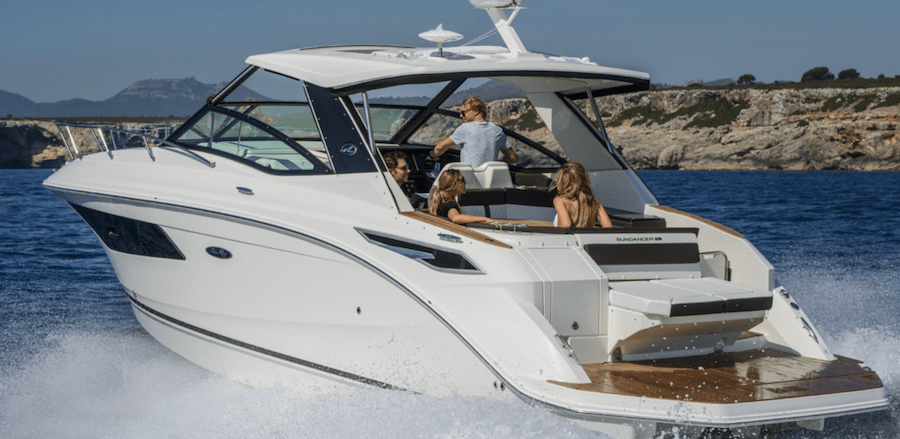 Searay Sundancer 320