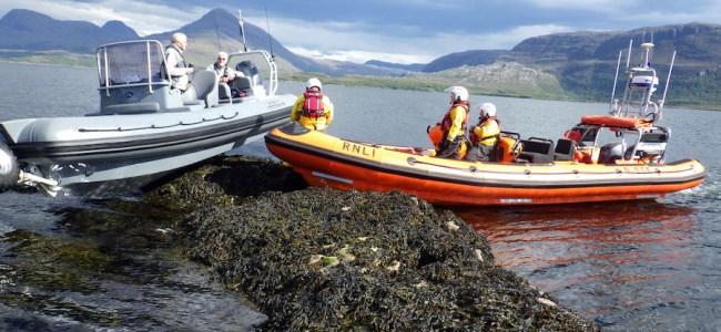 10 cause di incidente in mare