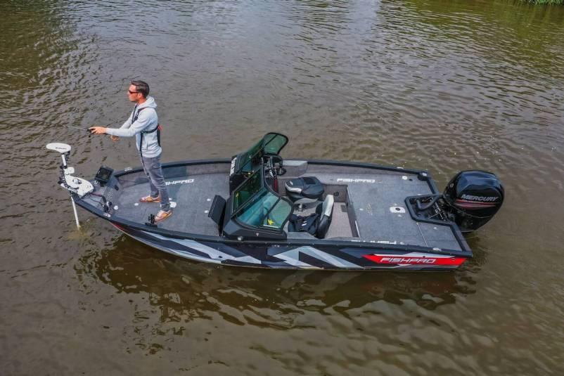 V Boats Fishpro 54