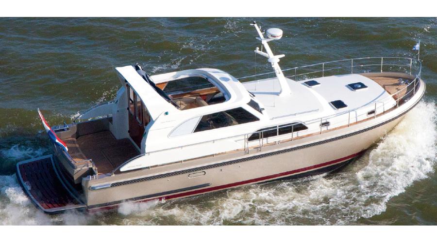 Linssen Yachts Ranger Cruise 430 SV