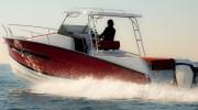 Pyxis Yachts P-30, un nuovo walk-around per crociera e pesca