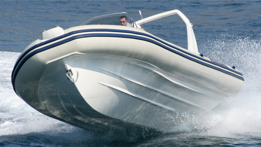 inflatable boats 50 knots hair