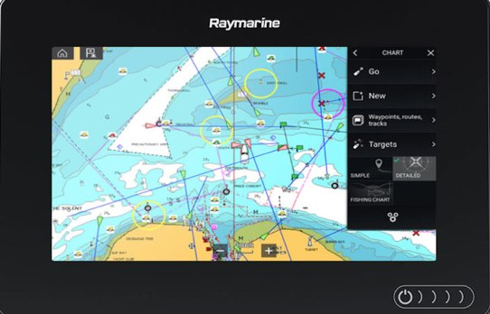 RAYMARINE /AXIOM 7