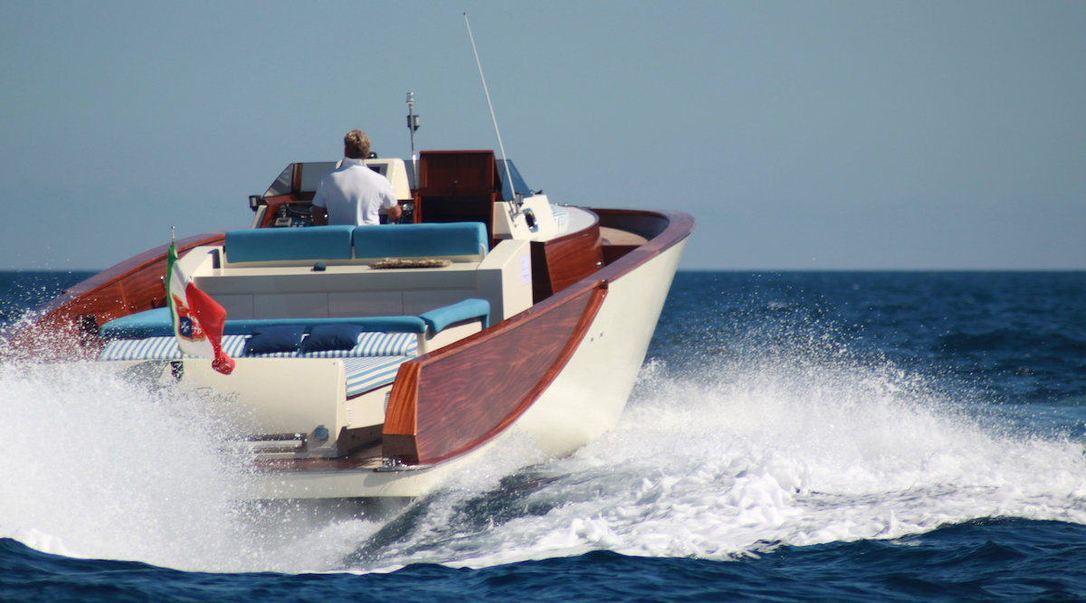 WB40 Wooden Boats