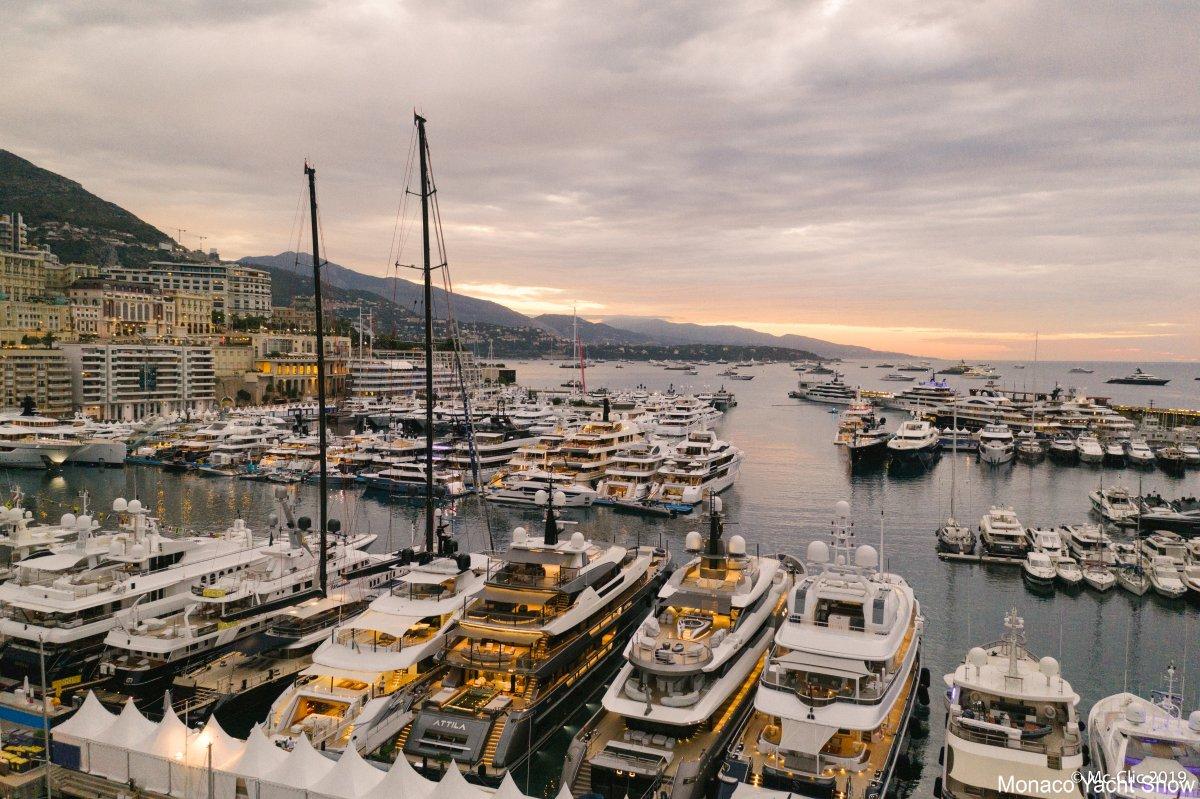 Monaco Yacht Show 2020