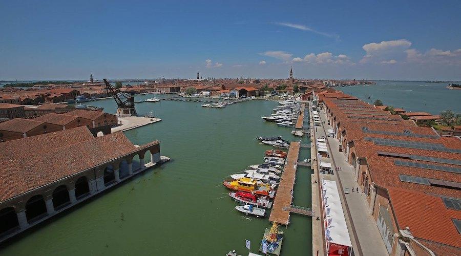 barch-in-venezia