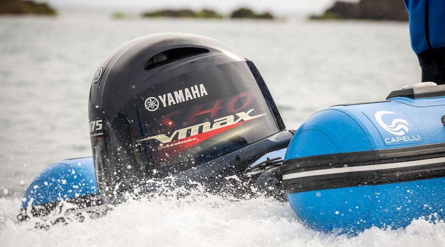 Yamaha V MAX SHO