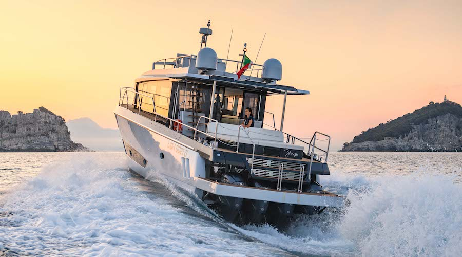 Lion Yachts Expedition 6.0 Yamaha