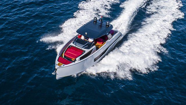 A46 Luxury Tender Cranchi Yachts