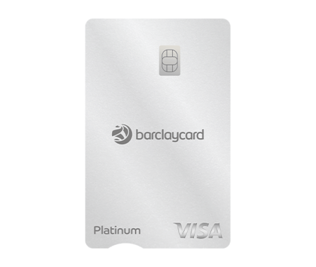 Barclaycard Platinum No Fee 20 Months Balance Transfer Credit Card