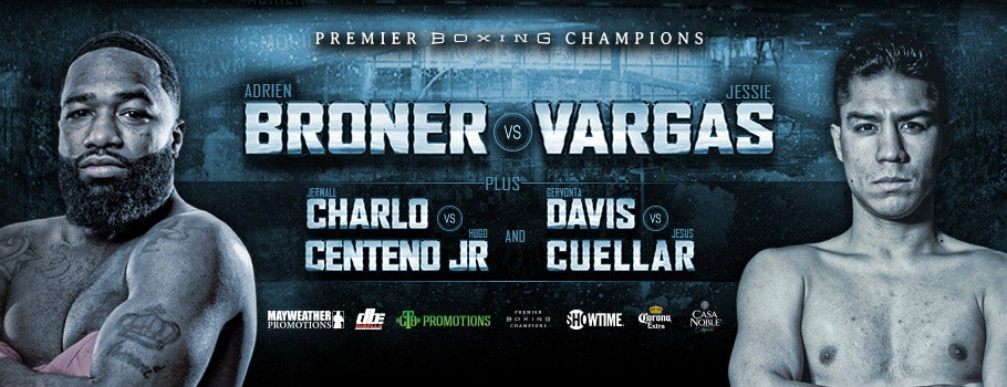Image result for broner vs vargas