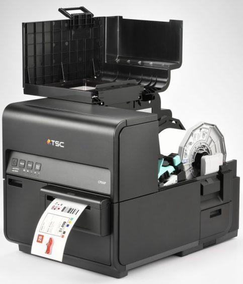 Full Color Label Printer-Barcode Southwest
