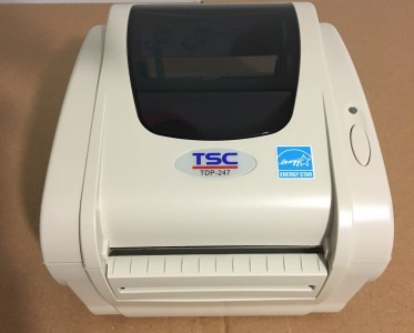 TDP 247 Used Barcode Printers-Barcode Southwest