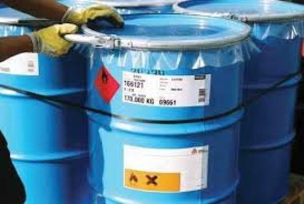 Durable Labels for Harsh Environments-Hazardous Materials-Barcode Southwest