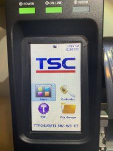 TSC Touch Screen-Barcode Southwest