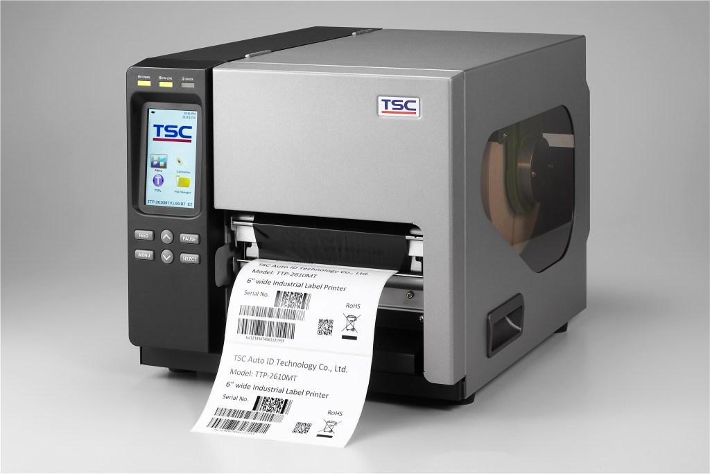 TSC TTP 2610MT-Barcode Southwest