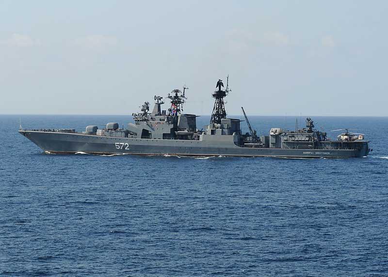 Destructor Admiral Vinogradov