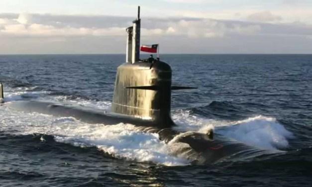 Submarinos clase Scorpène