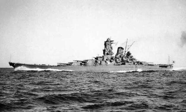 El acorazado Yamato