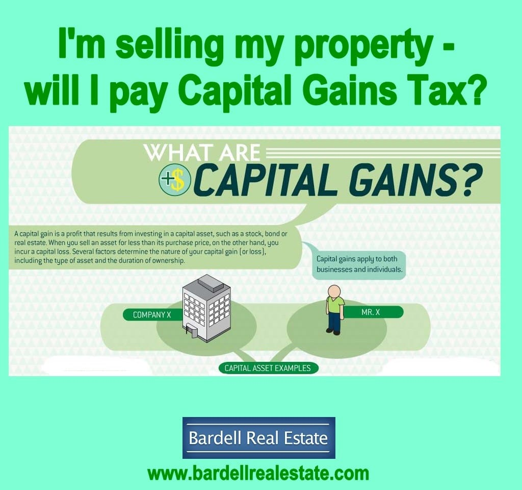 Capital Gains Tax Florida Investment Property
