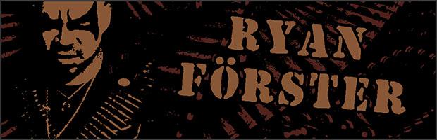 ryan forster conqueror blasphemy le scribe du rock