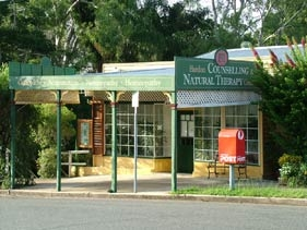 Bardon counselling centre front