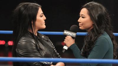 Gail Kim talks intergender wrestling, Toronto's sports scene, and match vs.  Tessa Blanchard - Article - Bardown