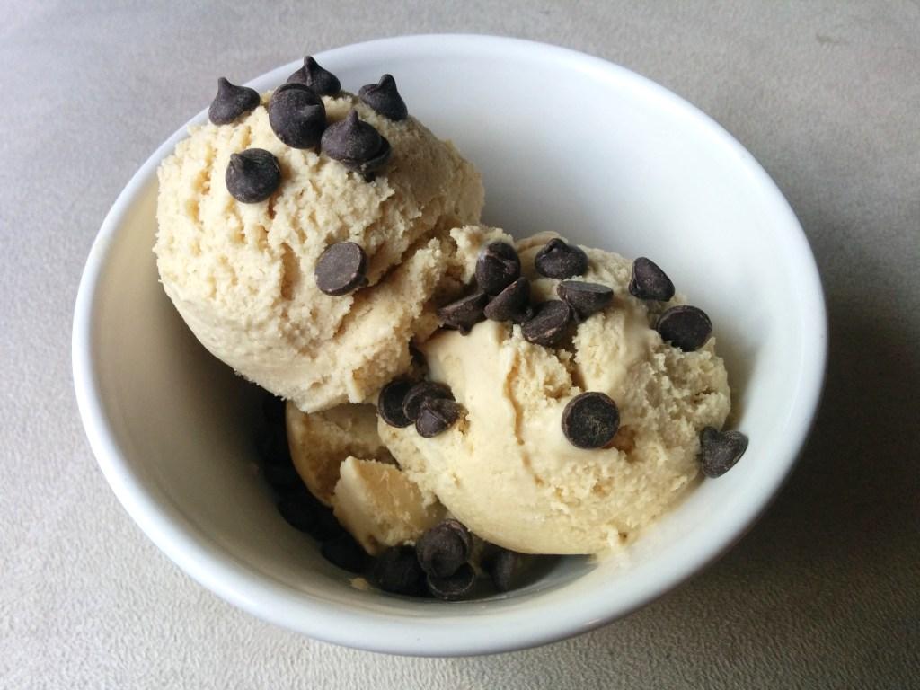 Guilt-free Coconut Milk Ice Cream (No ice cream maker!)