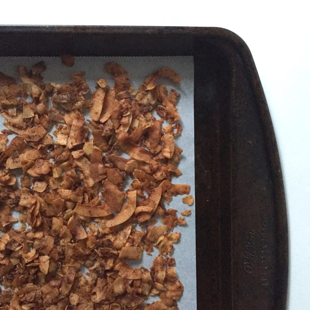 Cinnamon Toasted Coconut Flakes