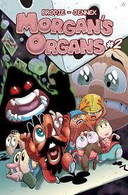 Morgan's Organs #2