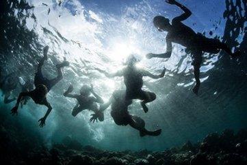 the Bajau Laut tribe Indonesia