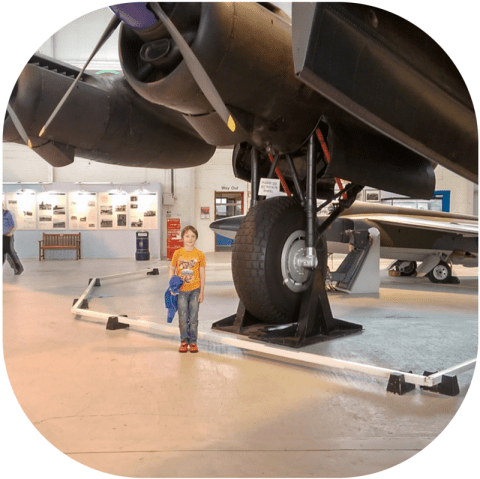 Lincoln at RAF Cosford