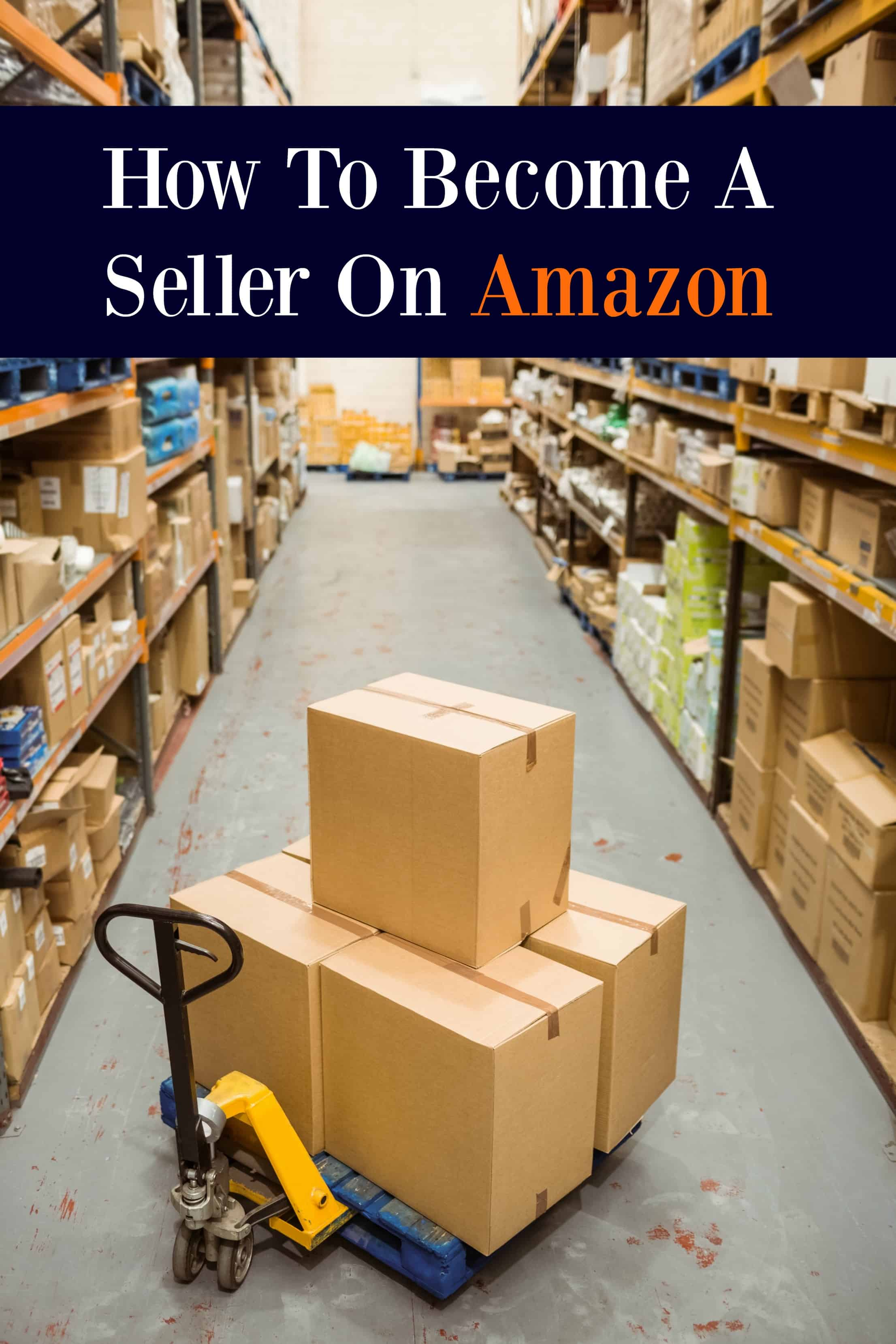 amazon become a seller