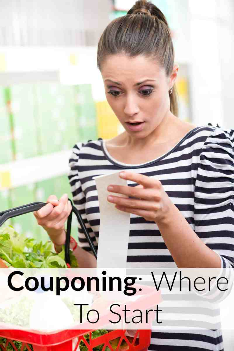 Couponing: Where To Start