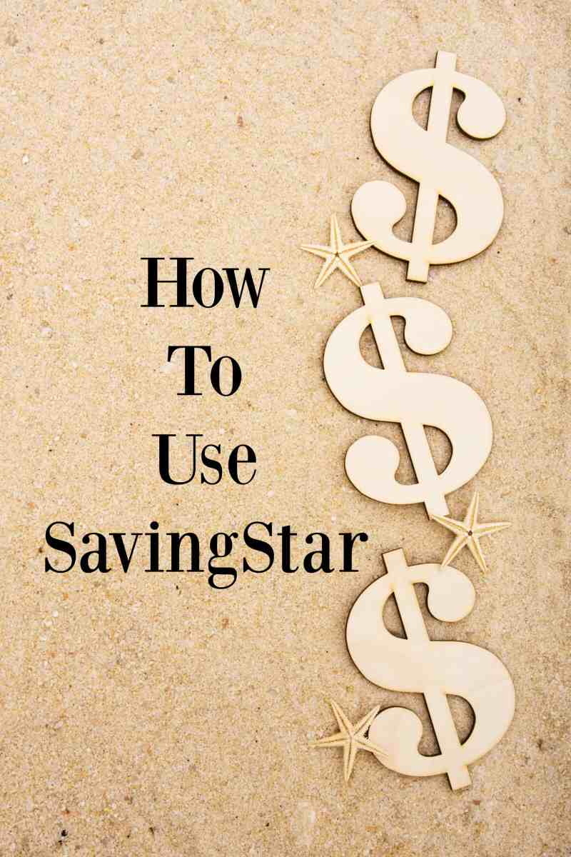 How To Use SavingStar