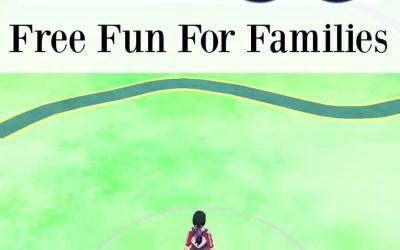 Pokémon GO: Free Fun For Families