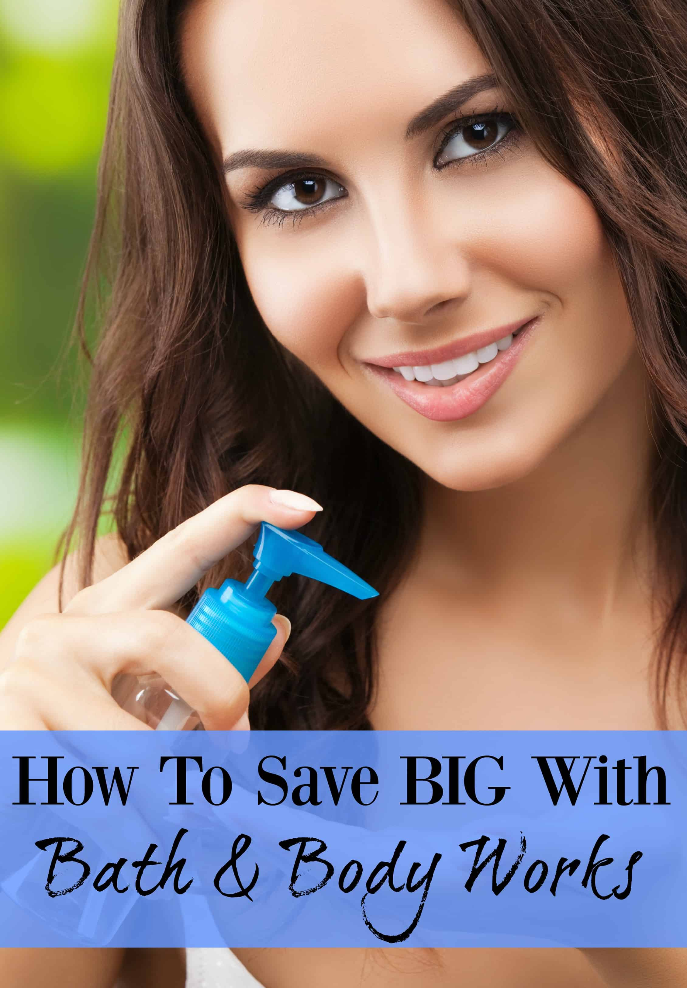 How To Save Money With Bath Body Works This Works Great For Stocking Up