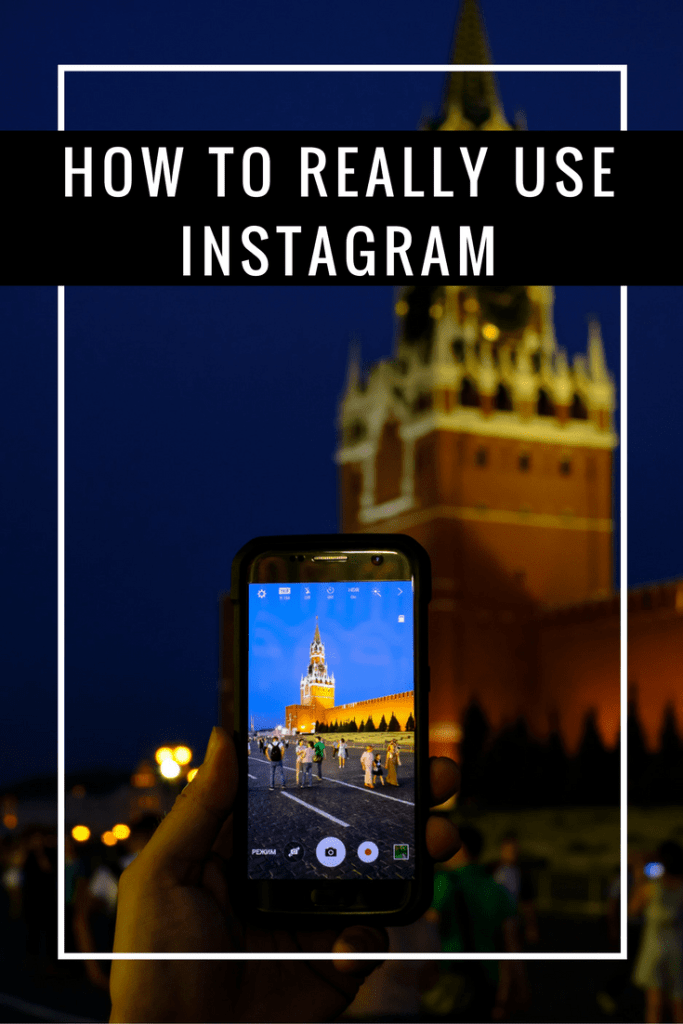 How To Really Use Instagram - grow your blog, brand, or business with these tips for Instagram!
