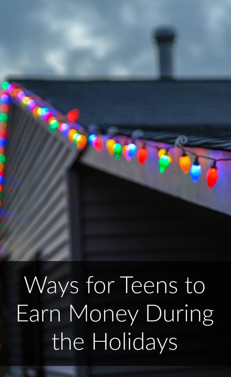 10+ Ways Teenagers Can Cash In This Winter