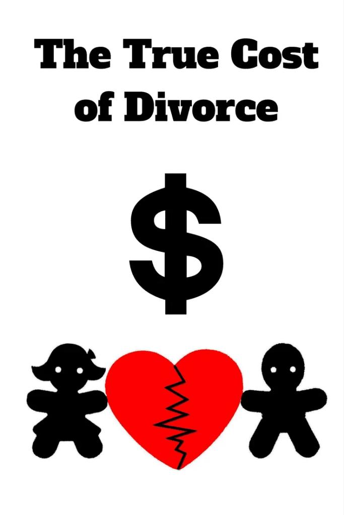 afford divorce finance budget
