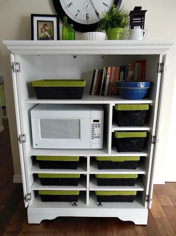 diy tv stand repurposed