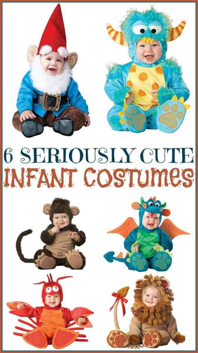 Baby Halloween Costumes You'll Oooh and Ahh Over!